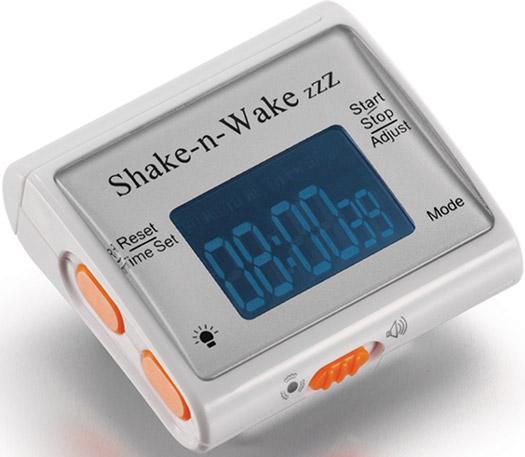 Armbandwecker mit Vibration
