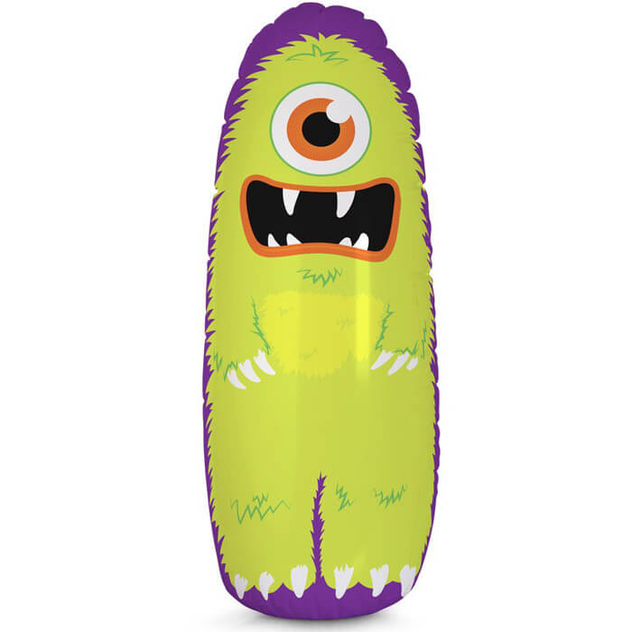 The Beast Inflatable Bop Bag