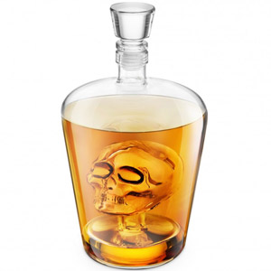 Skull Spirit Decanter