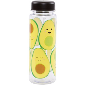 Happy Avocado Trinkflasche