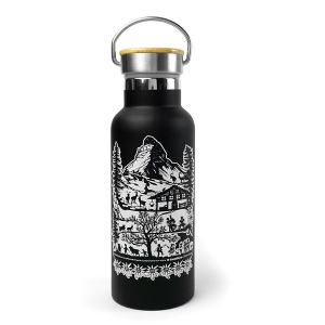 SWISS TRADITION Water Bottle