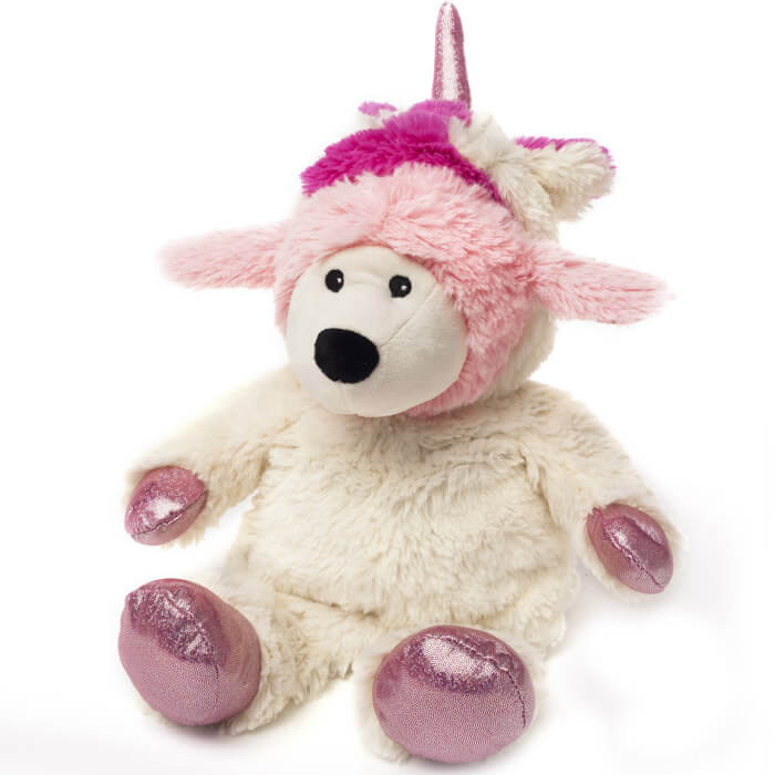 Warmies Cozy Plush Onesie Unicorn