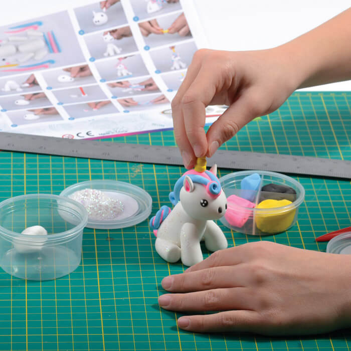 Kit Plastilina Unicorno