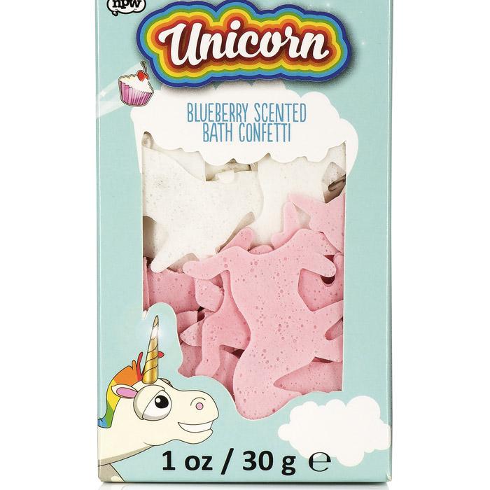 Unicorn Glitter Bath Confetti