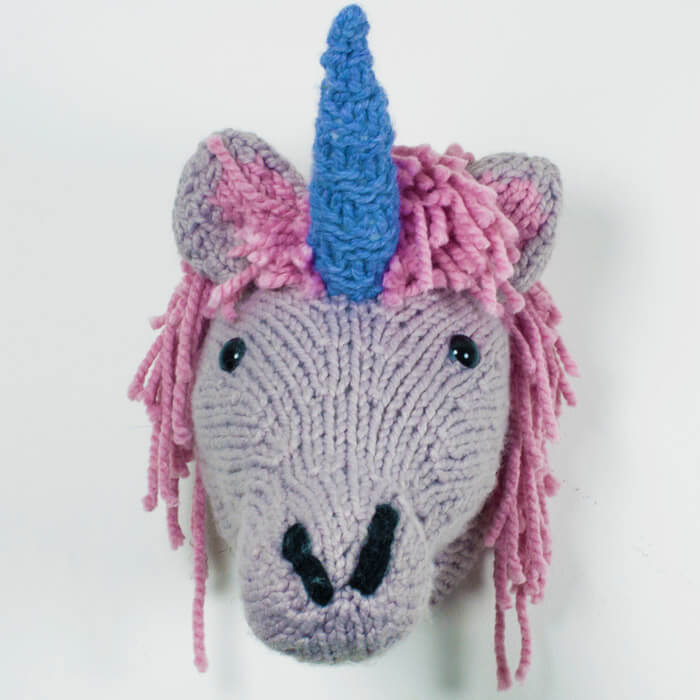 Knit Your Own Unicorn Trophy