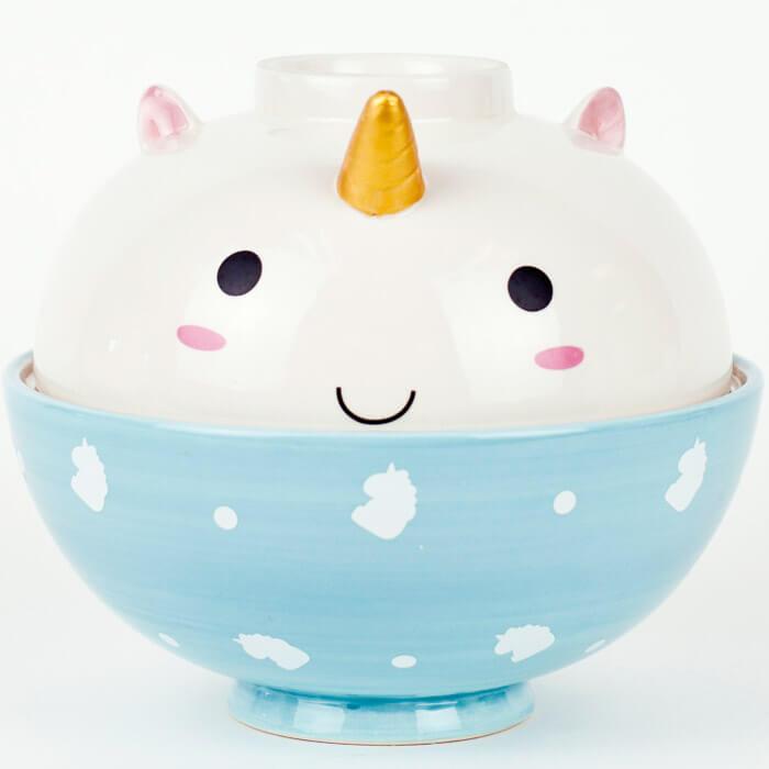 Unicorn Ramen Bowl