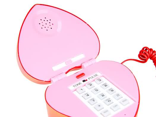 Heart Shape Phone
