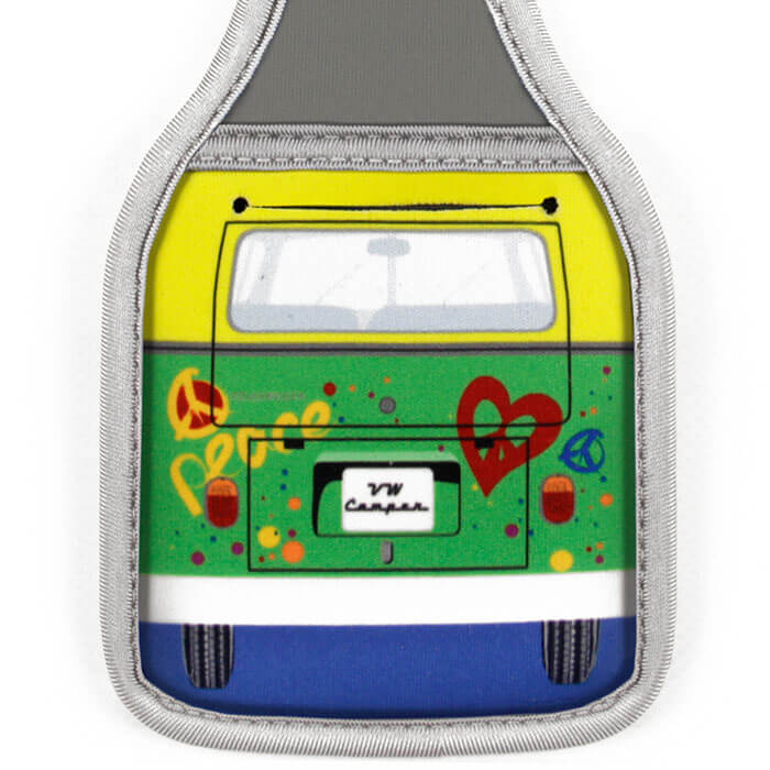 VW T1 Luggage Tag