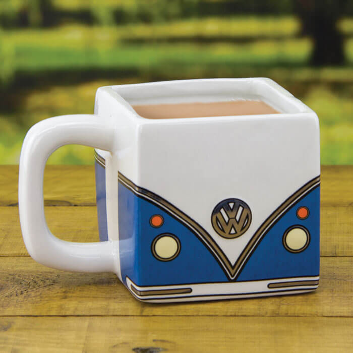 Campervan Shaped Mug