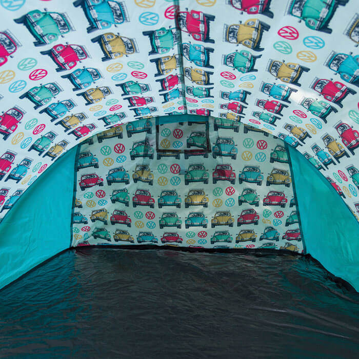 VW Beetle Pop Up Tent
