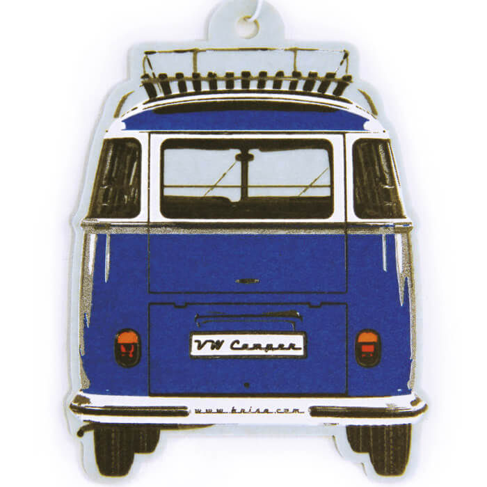 VW T1 Bus Air Freshener Blue