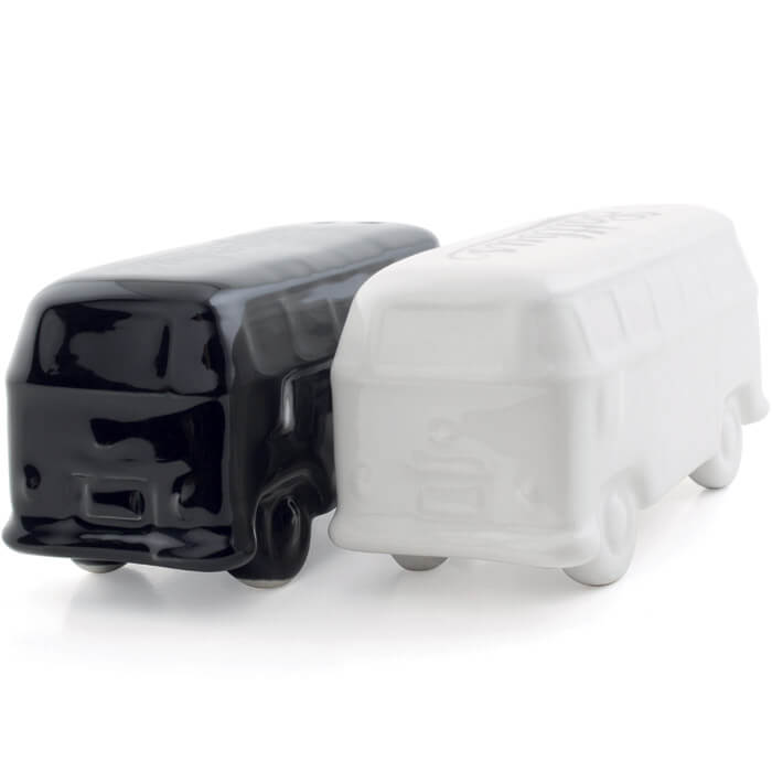 VW Bus T1 Salt and Pepper Shakers
