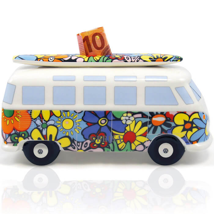VW Campervan Money Bank