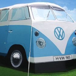 Tenda Camper VW