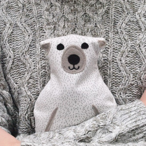 Huggable Polar Bear