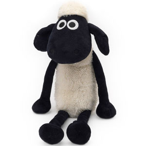 Warmies Plush Shaun the Sheep
