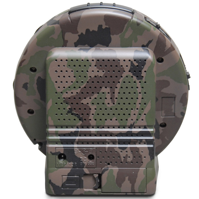 Sonic Bomb Wecker Camouflage