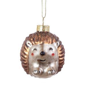 Hedgehog Shaped Bauble