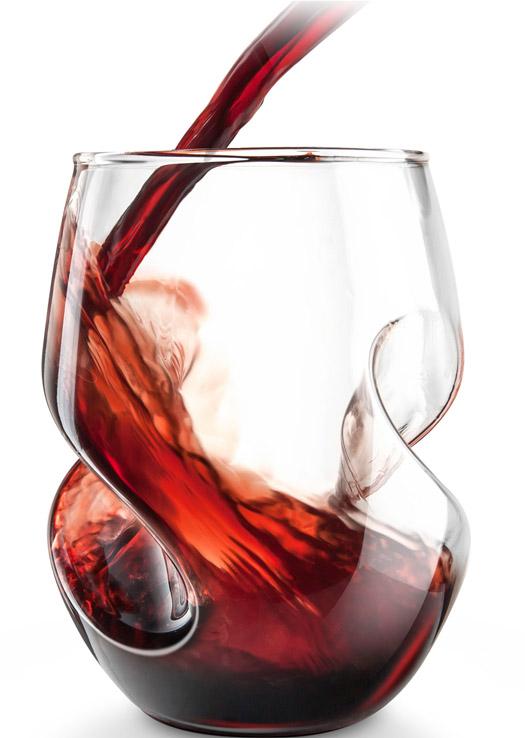 Rotwein Gläser Conundrum 4-er Set