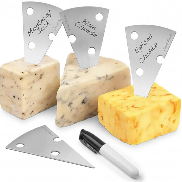Cheese Marker Set