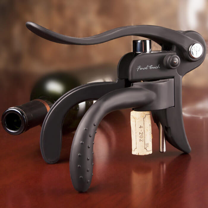 Lightning Lever Corkscrew