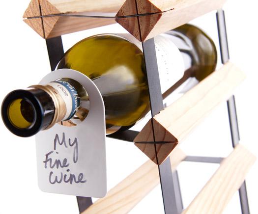 Wein Etiketten