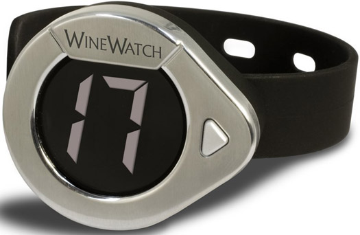 Wine Watch - Electronic Wine Thermometer