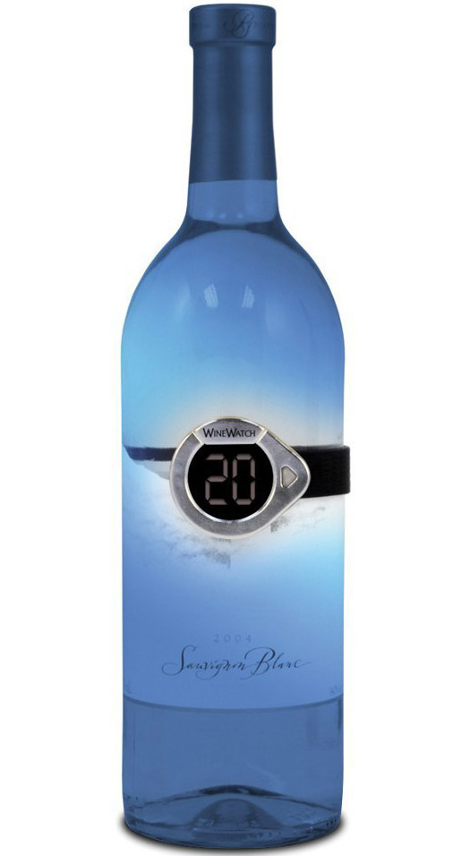 Elektronisches Weinthermometer Wine Watch