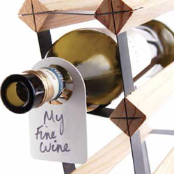 24 Wine Bottle Tags