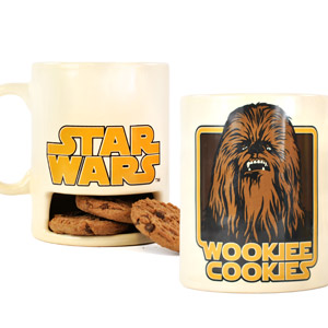 Star Wars Wookie Cookies Tasse