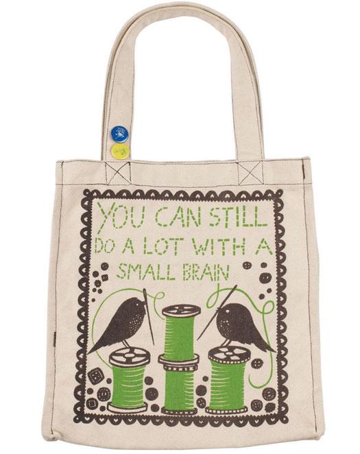 Rob Ryan Canvas shopper bag